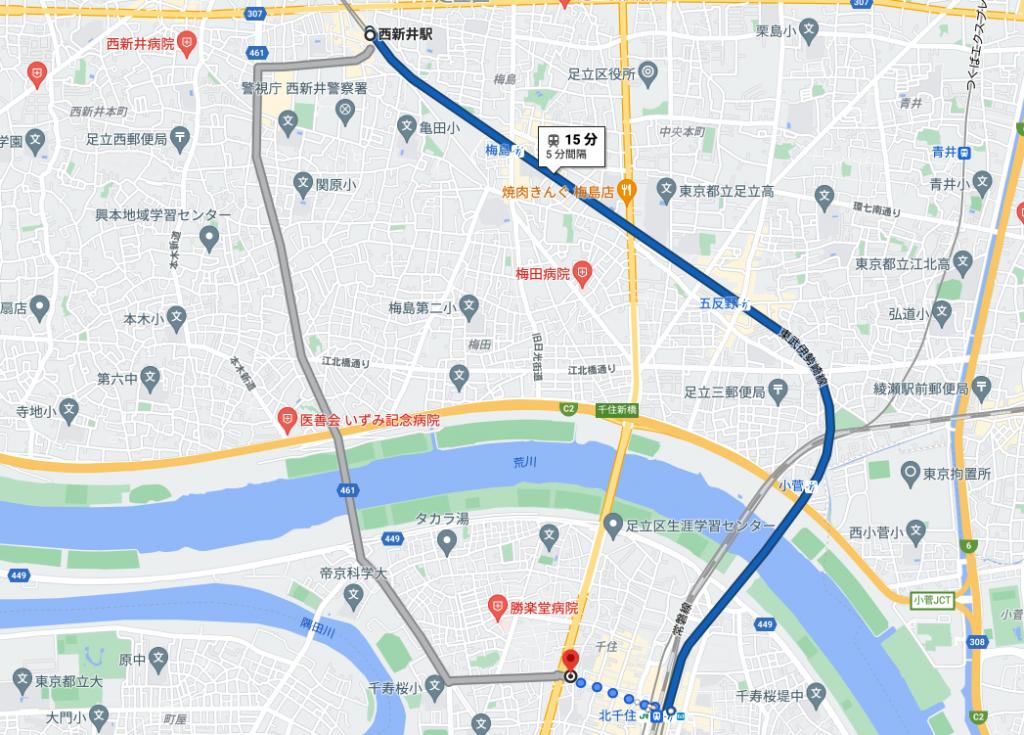 西新井駅から通いやすいパーソナルトレーニングジム「BEYOND(ビヨンド)ジム北千住店」をご紹介!